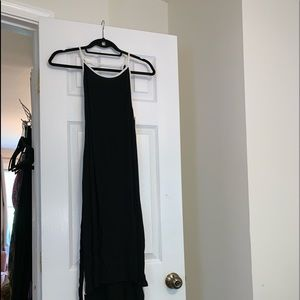 1 small high-low dress
